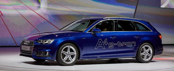 S4 Car Wallpaper Audi A4 G Tron And A4 Ultra Are All About Economy In
