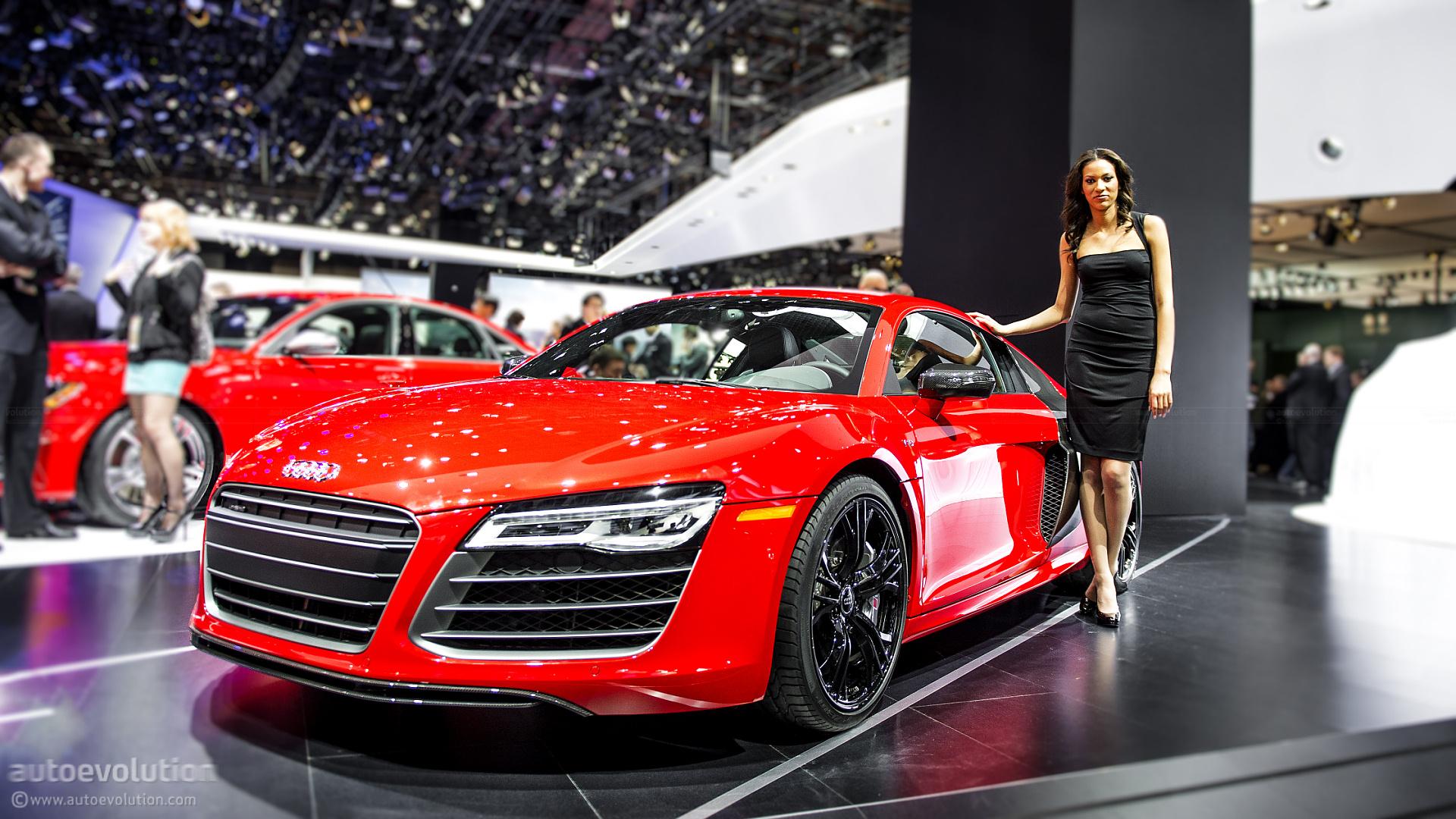 Racing Car Wallpaper 1080p 2013 Naias Audi R8 Facelift Live Photos Autoevolution