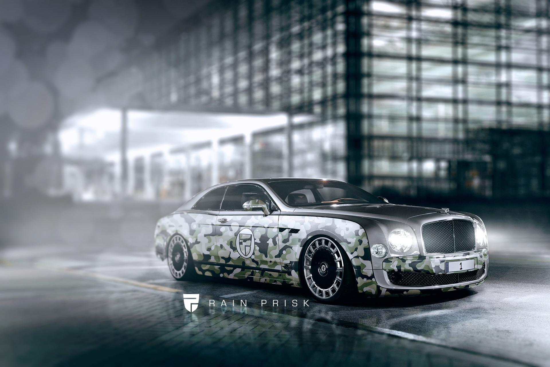 Limousine Car Wallpaper Bentley Gran Coupe Rendered Mulliner Could Deliver