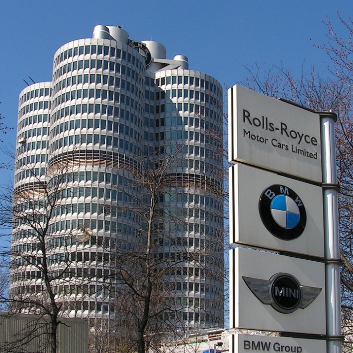 BMW Reports Best May Sales Ever - autoevolution - bmw corporate office
