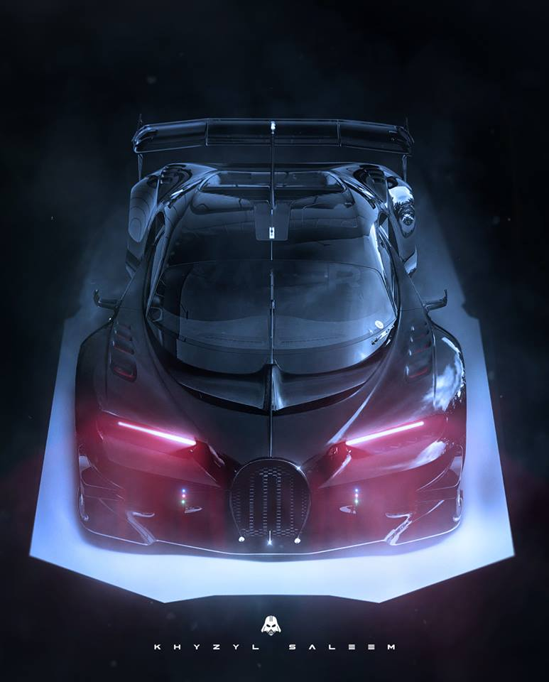 Fastest Car In The World Wallpaper 2015 Bugatti Vision Grand Turismo Becomes The Ultimate Darth
