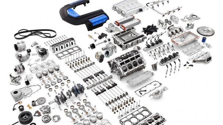 gm car engine diagram