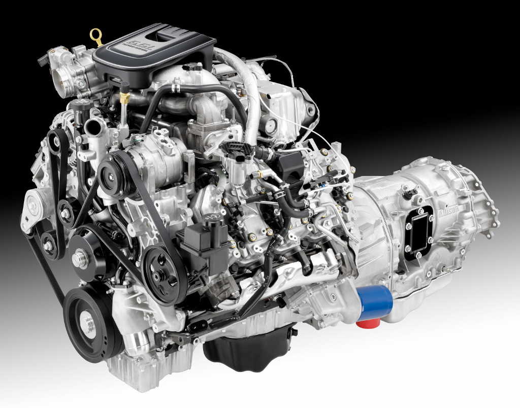 duramax diesel engine diagram rear