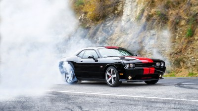 Dodge Challenger SRT8 392 HD Wallpapers - autoevolution