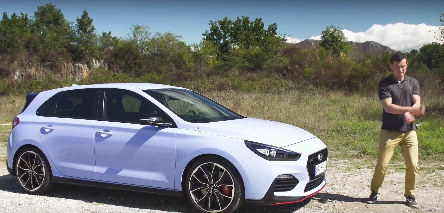I30 N Interieur First Hyundai I30 N Review Includes Gangnam Style Dance