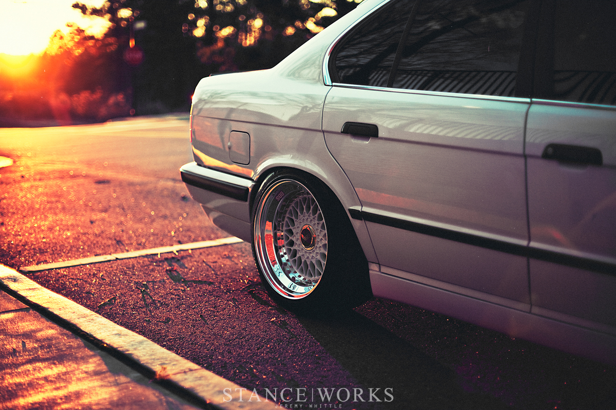 Car Tire Wallpaper 1992 Bmw E34 525i White Goes With Everything Autoevolution