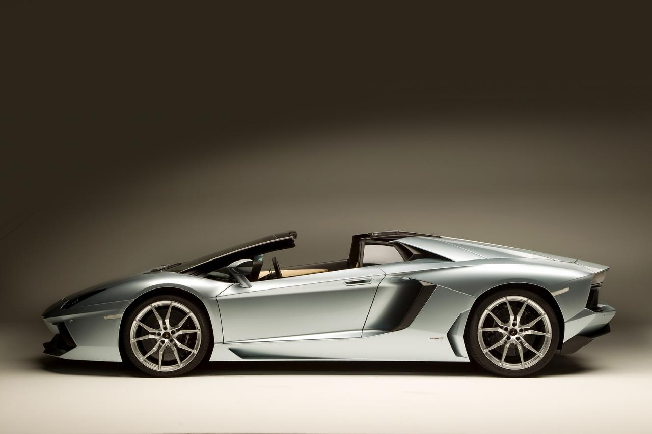 World Famous Car Wallpaper 2013 Lamborghini Aventador Lp700 4 Roadster Revealed