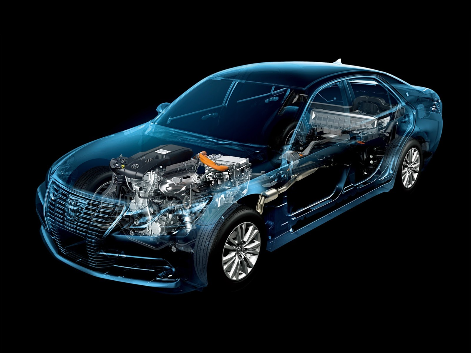 Car Wallpapers With Names 2013 Toyota Crown Royal And Athlete Revealed Autoevolution
