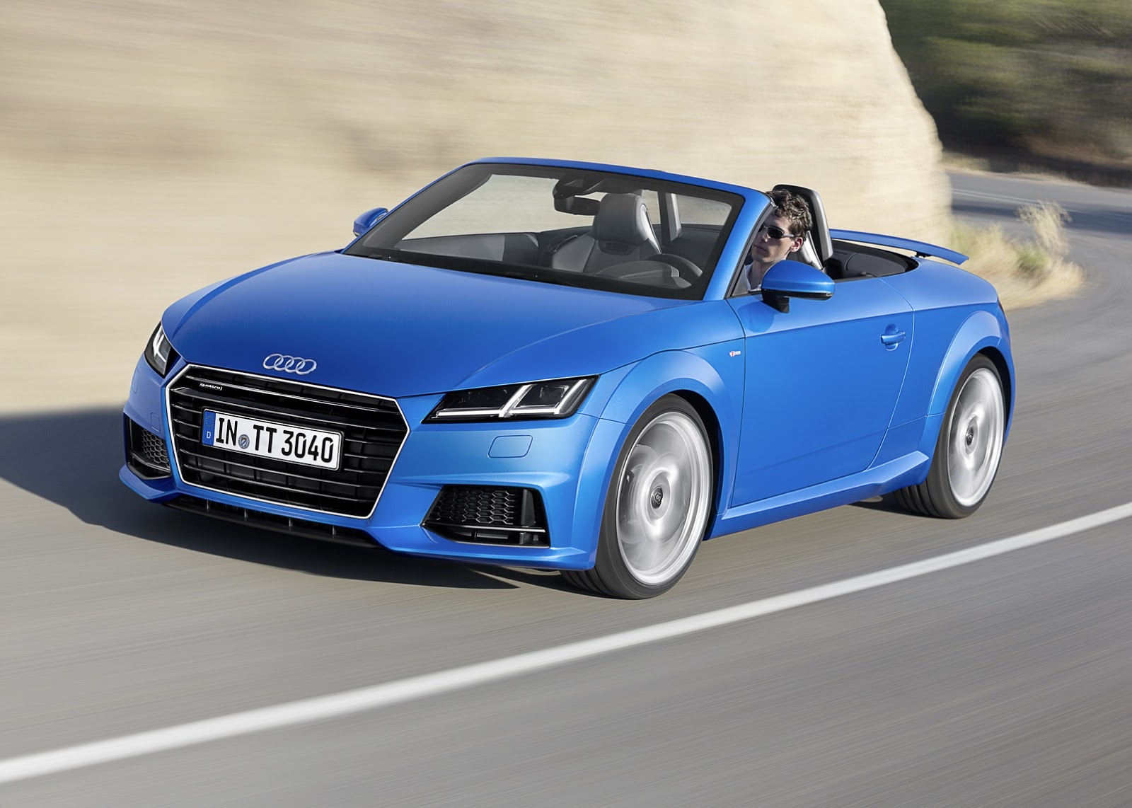 Audi A6 Wallpaper Hd 2015 Audi Tt And Tts Roadster Revealed Convertible In 10