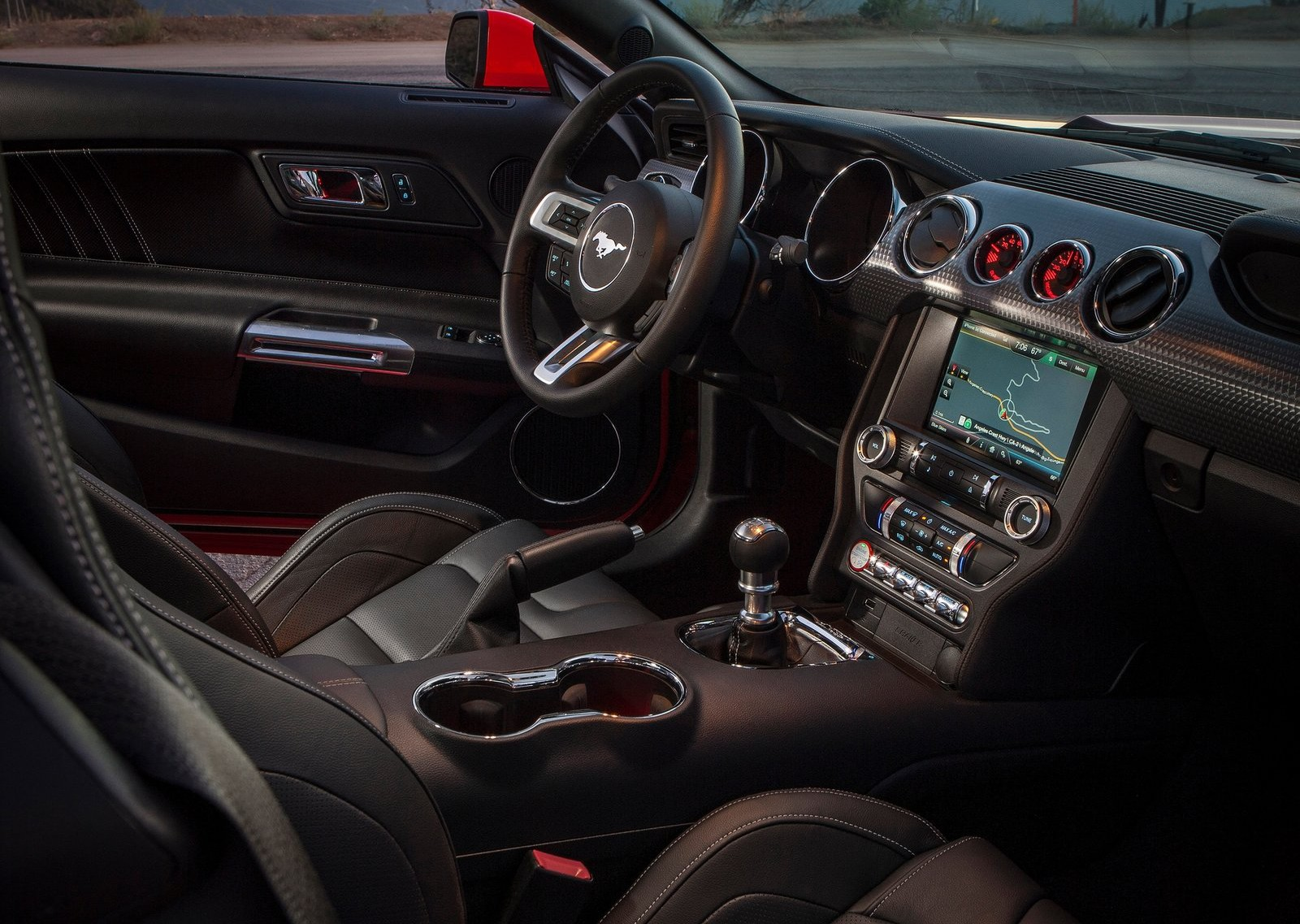 Bronco Cars Wallpaper 2015 Ford Mustang Euro Spec Model Loses Some Power Over