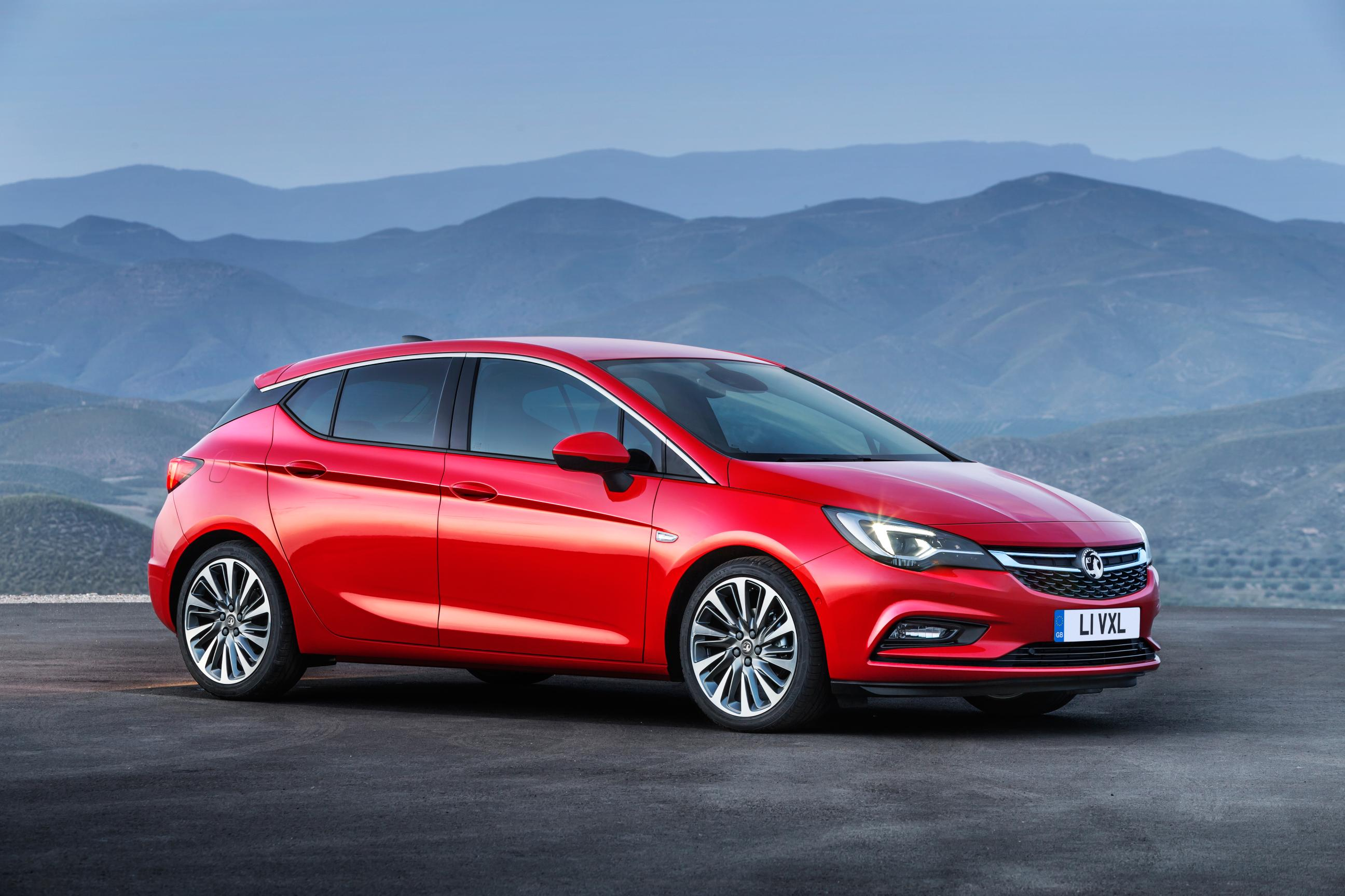 Opel Astra 2015 Opel Astra K Is Here To Stay Autoevolution