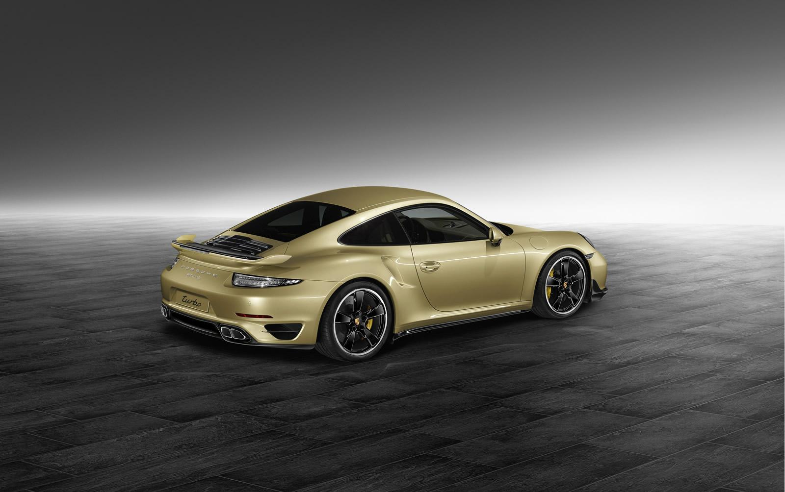 Be Turbo 2015 Porsche 911 Turbo Can Be Retrofitted With New Aerokit