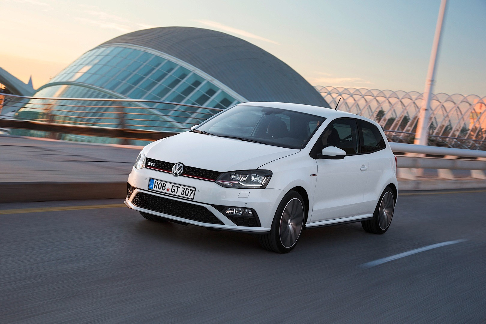 Brand New Vw Polo 2015 Volkswagen Polo Gti 6r Facelift New Photos And
