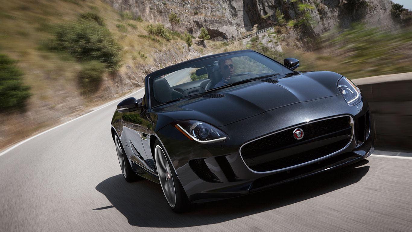 Wallpaper Speed Car 2016 Jaguar F Type All Wheel Drive Amp Manual Priced