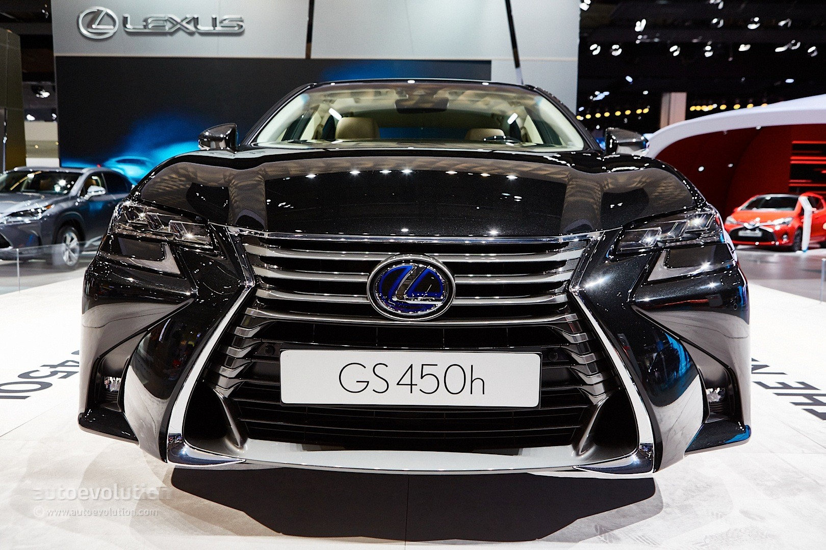 Hybrid Car Lineup Wallpaper 2018 2016 Lexus Gs 450h Facelift Debuts With Spindle Grille 2 0