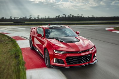 2017 Chevrolet Camaro LT, 2SS Convertible Are Cheaper Than MY 2016 Equivalents - autoevolution