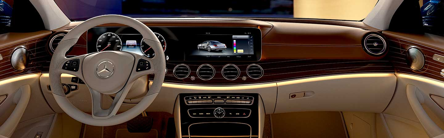 Elon Musk Car In Spac Wallpaper 2017 Mercedes Benz E Class W213 Goes On Sale In The