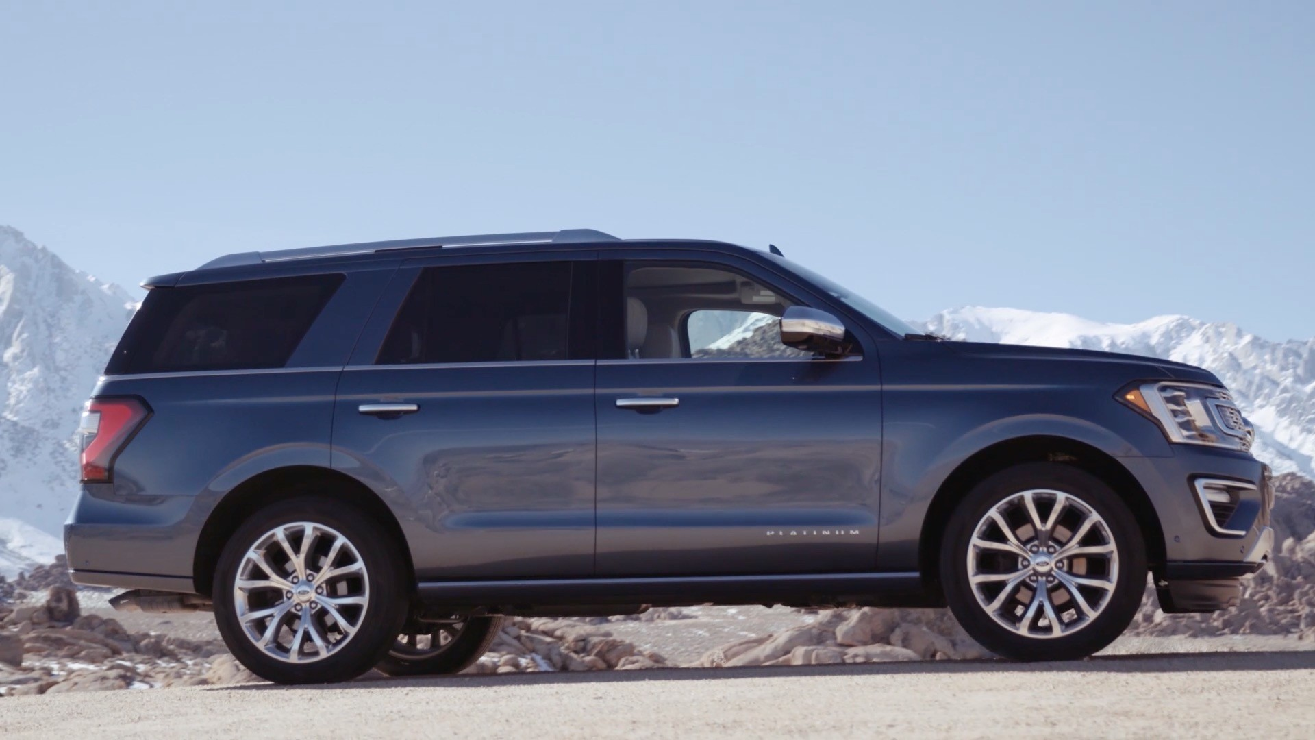 2018 ford expedition debut