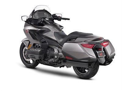 2018 Honda Gold Wing Officially Revealed With Sharper Design - autoevolution