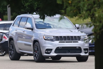 2018 Jeep Grand Cherokee Trackhawk Might Have Torque Vectoring AWD - autoevolution