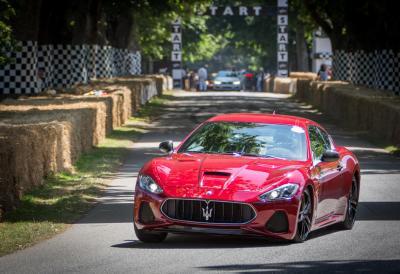 2018 Maserati GranTurismo Front Air Intakes and Grille Are So Fake! - autoevolution
