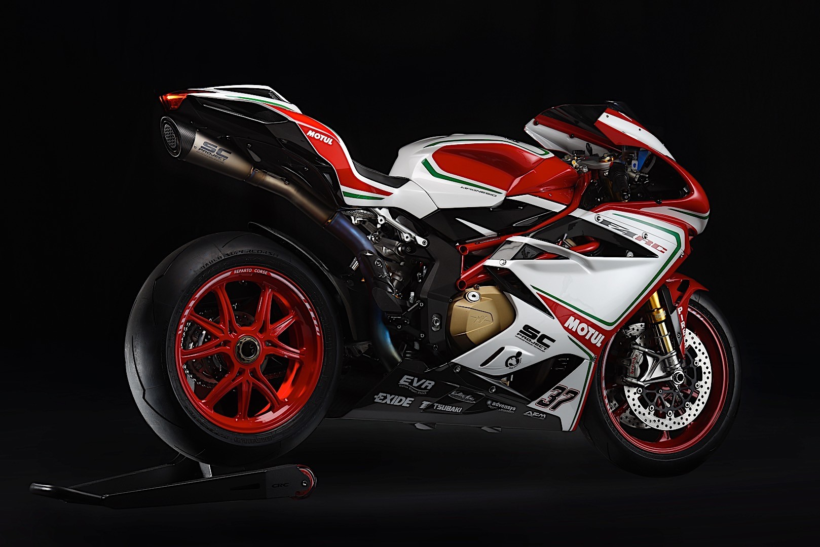 Full Hd Motorcycle Wallpaper 2018 Mv Agusta F4 Rc Is World Sbk For The Street