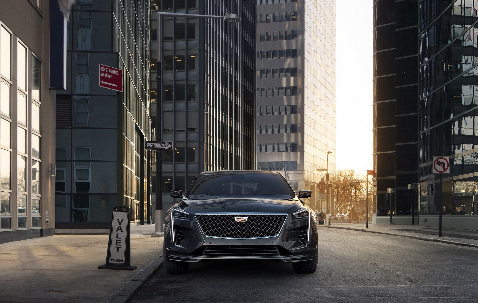 Mercedes Sports Cars Wallpapers 2019 Cadillac Ct6 V Sport Rendered As The Forbidden Luxury