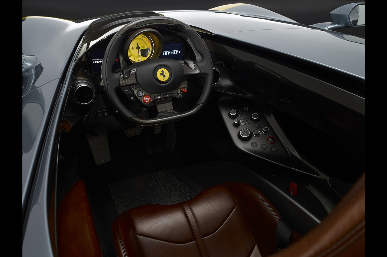 Ferrari F1 Car Wallpaper 2019 Ferrari Monza Sp1 Amp Monza Sp2 Detailed In Official
