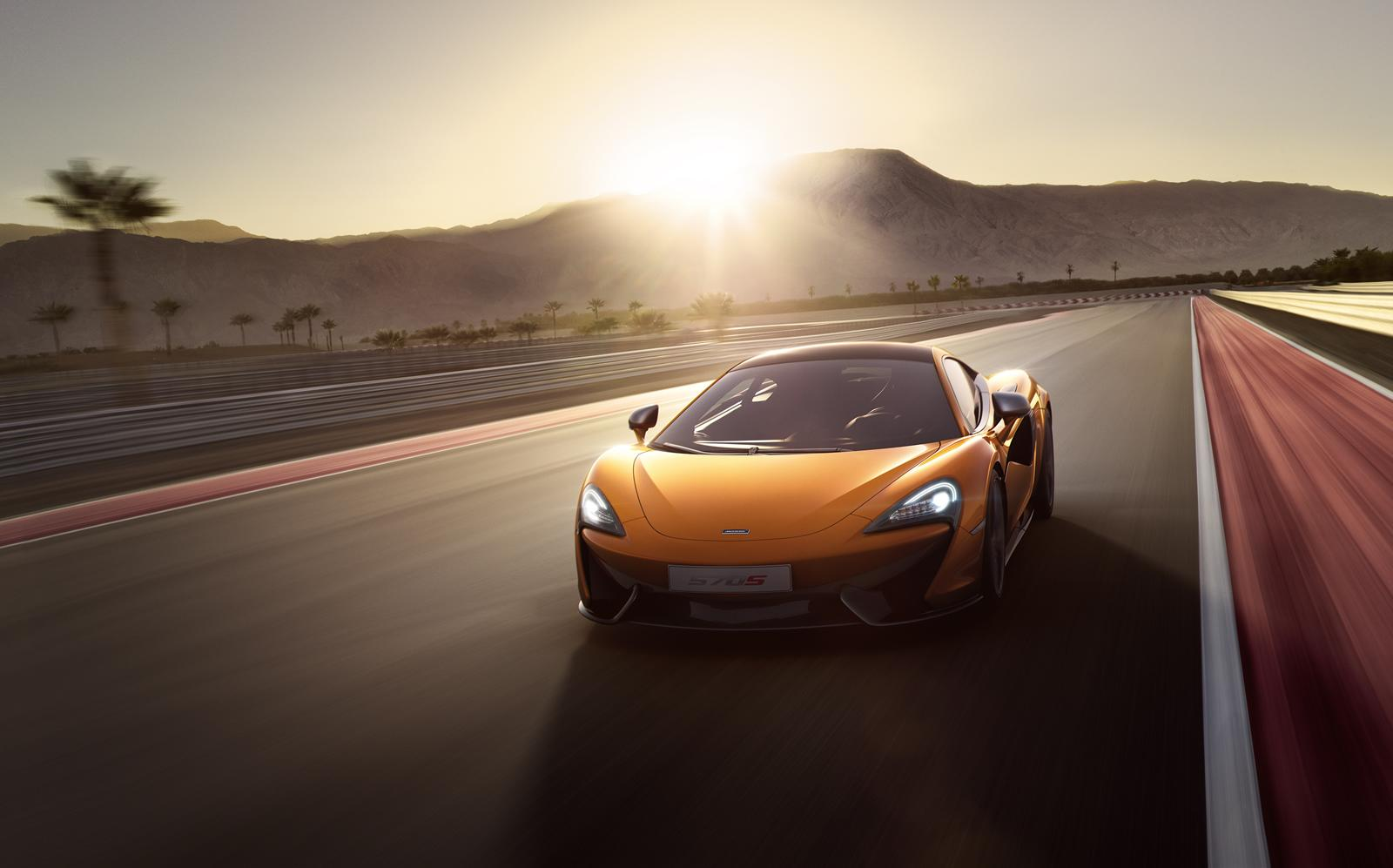 Super Fast Car Wallpaper 2019 Mclaren 600lt Teased Debut Imminent Autoevolution