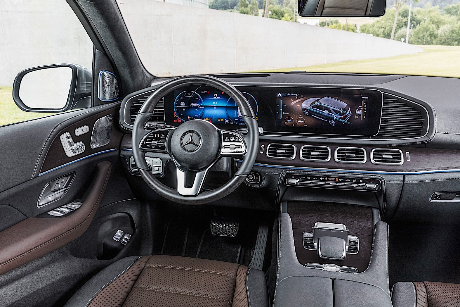 Nissan Qashqai 2016 Interieur 2019 Mercedes-benz Gle Breaks Cover, Packed With