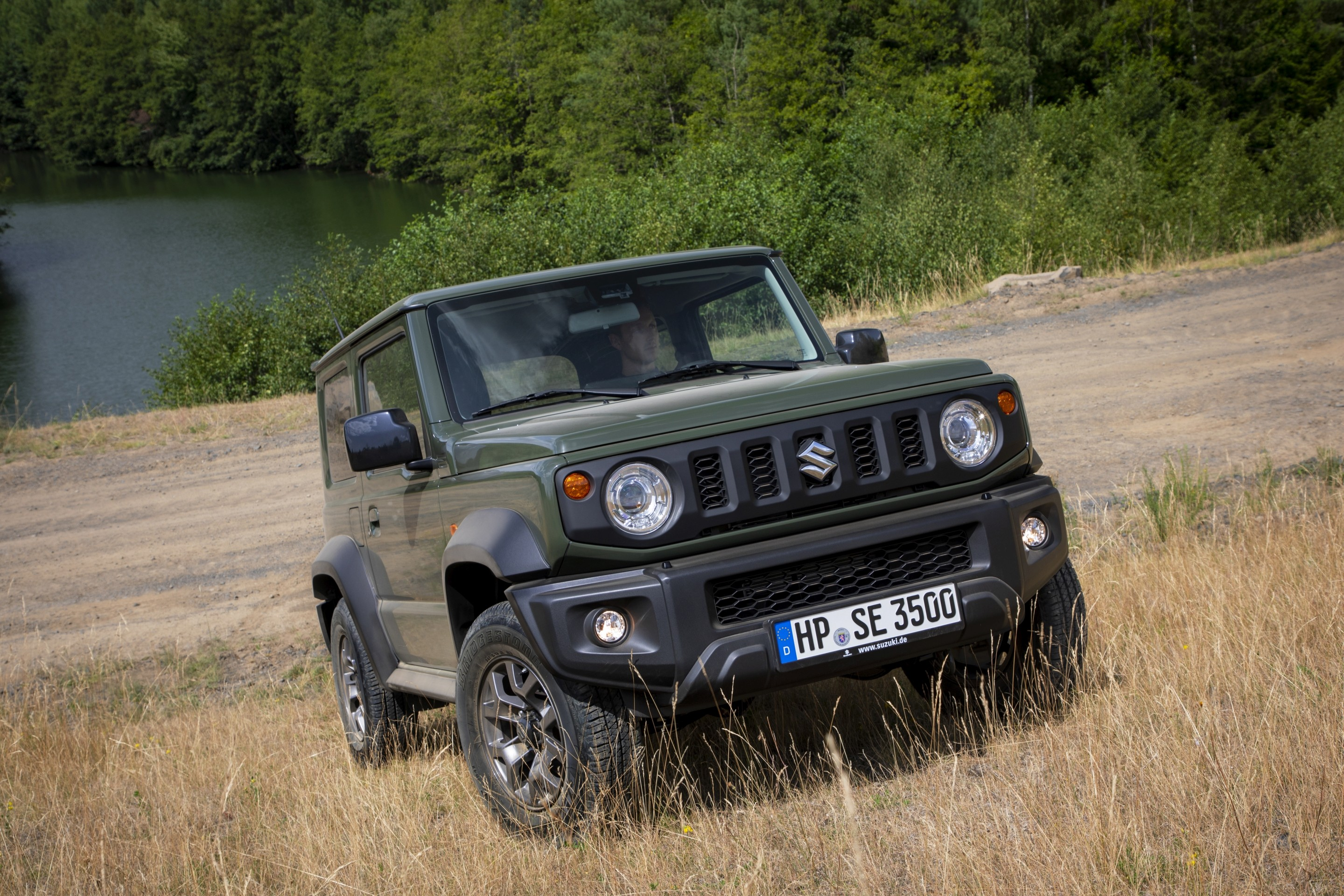 Mercedes Baby Grow 2020 Suzuki Jimny Imagined As Dual Cab Pickup Truck