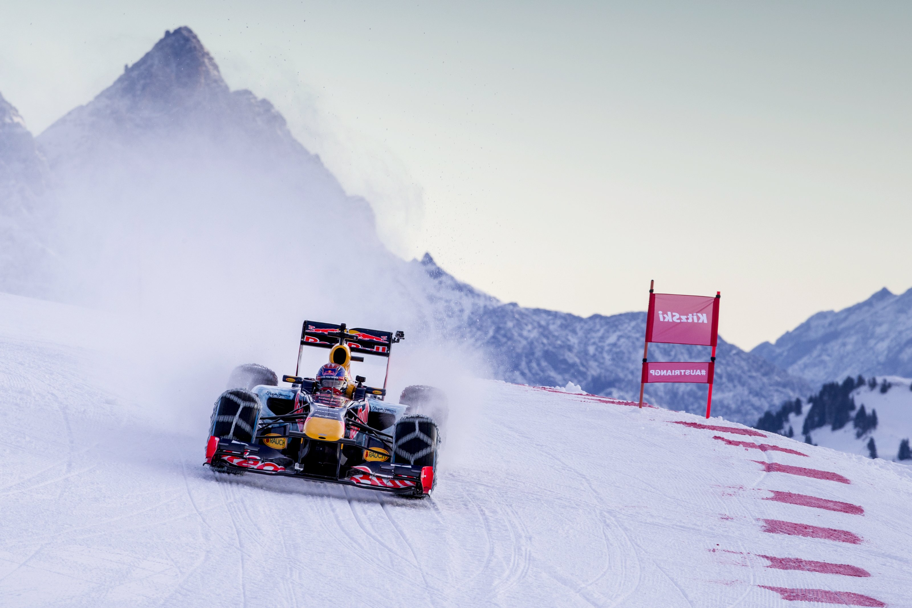 8 Million Dollar Car Wallpapers Red Bull Could Be Fined 30 000 For That Awesome F1 Snow