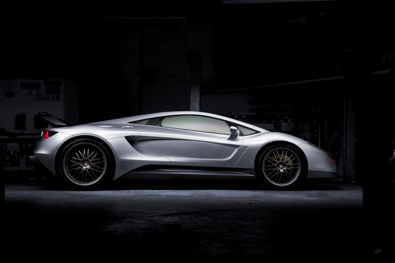 Mercedes Sports Cars Wallpapers Amoritz Gt Dr7 Becomes Donirosset First Brazilian