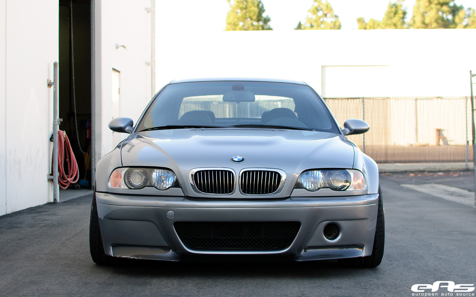 Elon Musk Car In Spac Wallpaper Another Custom Silver Gray Bmw E46 M3 Autoevolution