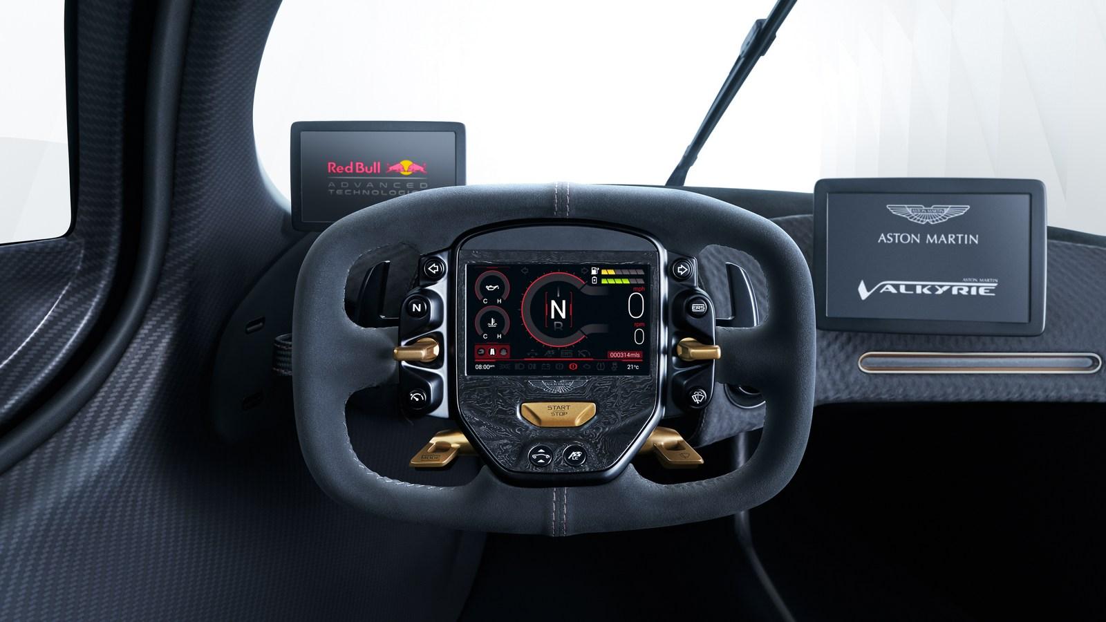 F1 2017 Car Wallpaper Aston Martin Valkyrie Amr Pro Is A Roaring V12 Powered