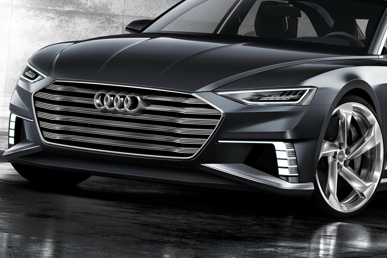 Nova Car Wallpaper Audi Prologue Avant Concept Revealed With Tdi V6 Will