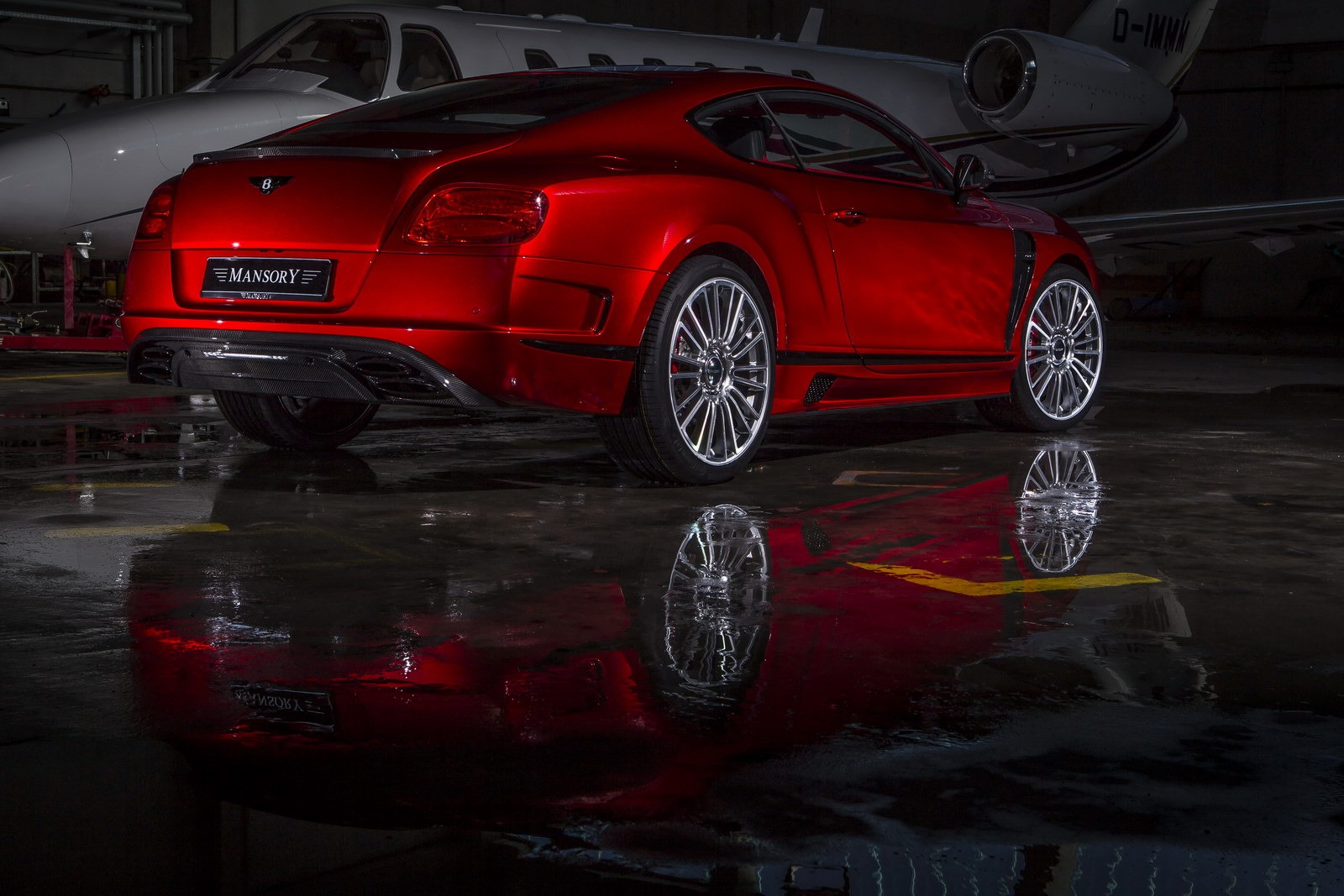 Fall Wallpaper Screensavers Bentley Continental Gt Quot Sanguis Quot By Mansory Autoevolution