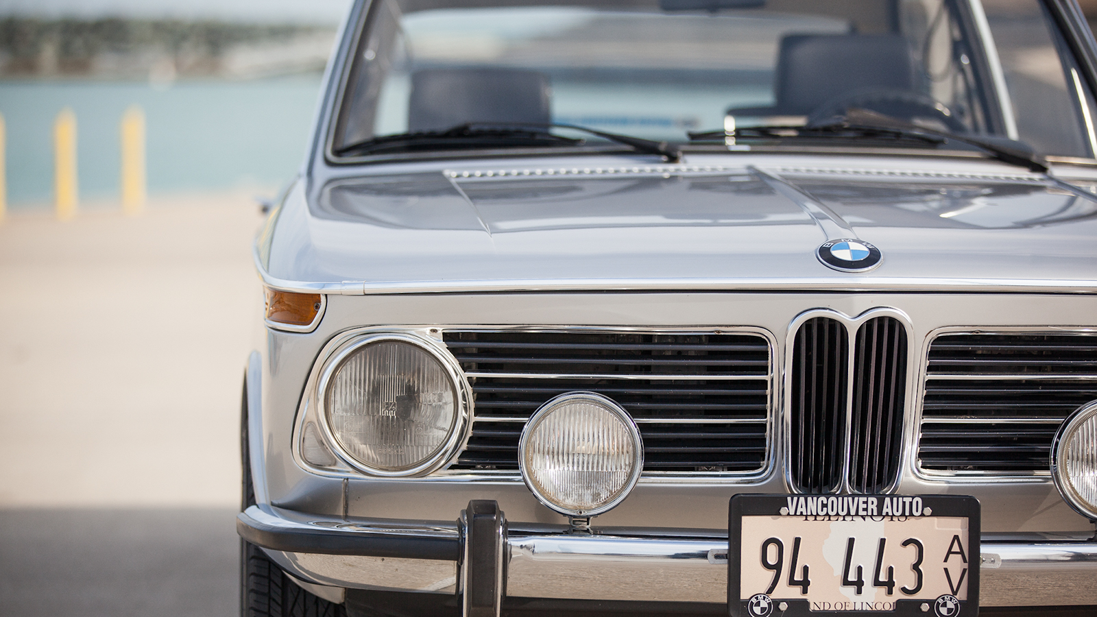 Audi Car Logo Wallpapers Bmw 2002tii Touring As Rare As It Gets Autoevolution