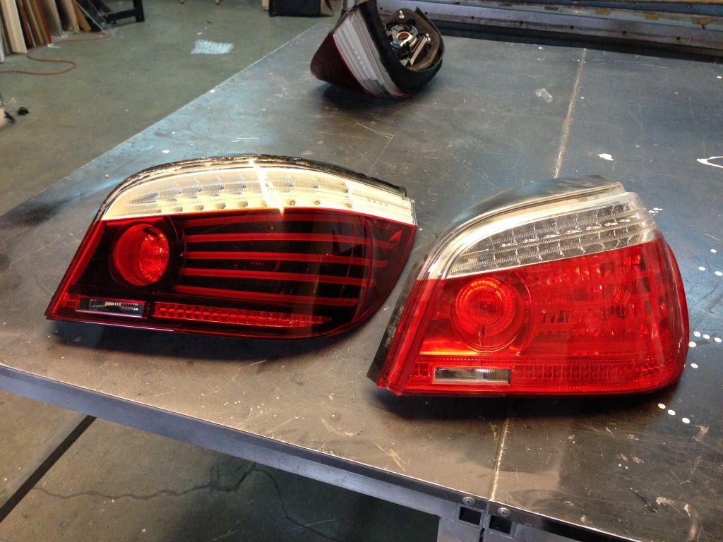Black Car Lights Wallpaper Bmw E60 M5 Called Venom Receives New Lights Autoevolution