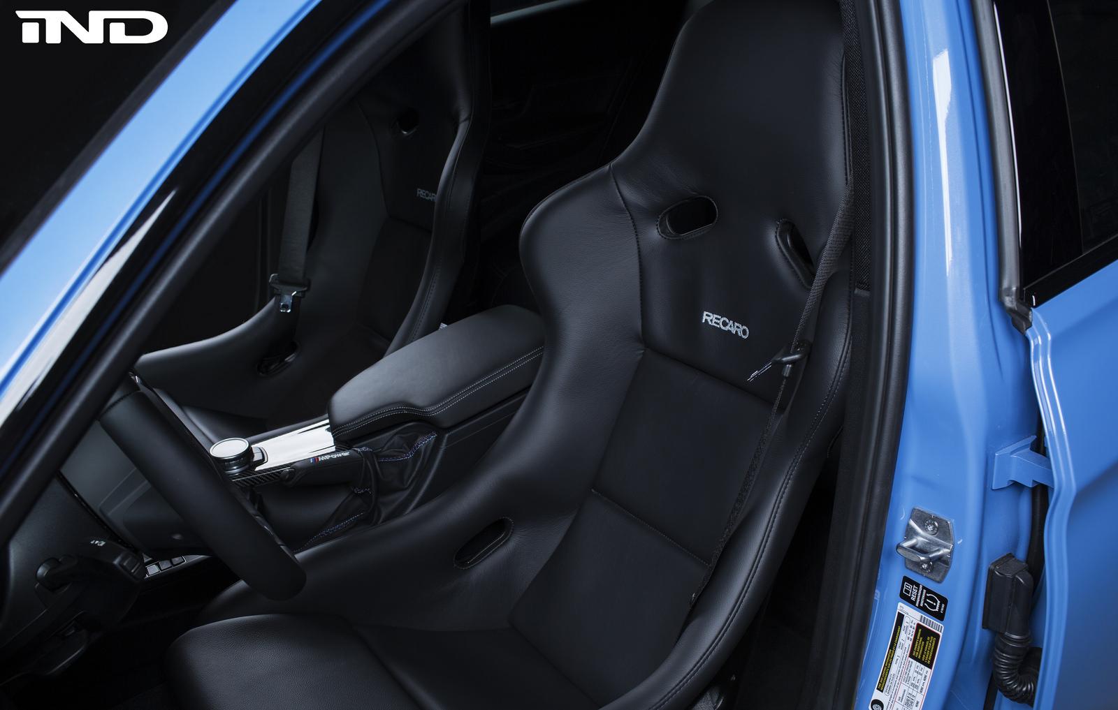 Camaro Car Wallpaper Bmw F80 M3 Gets Recaro Seats Autoevolution