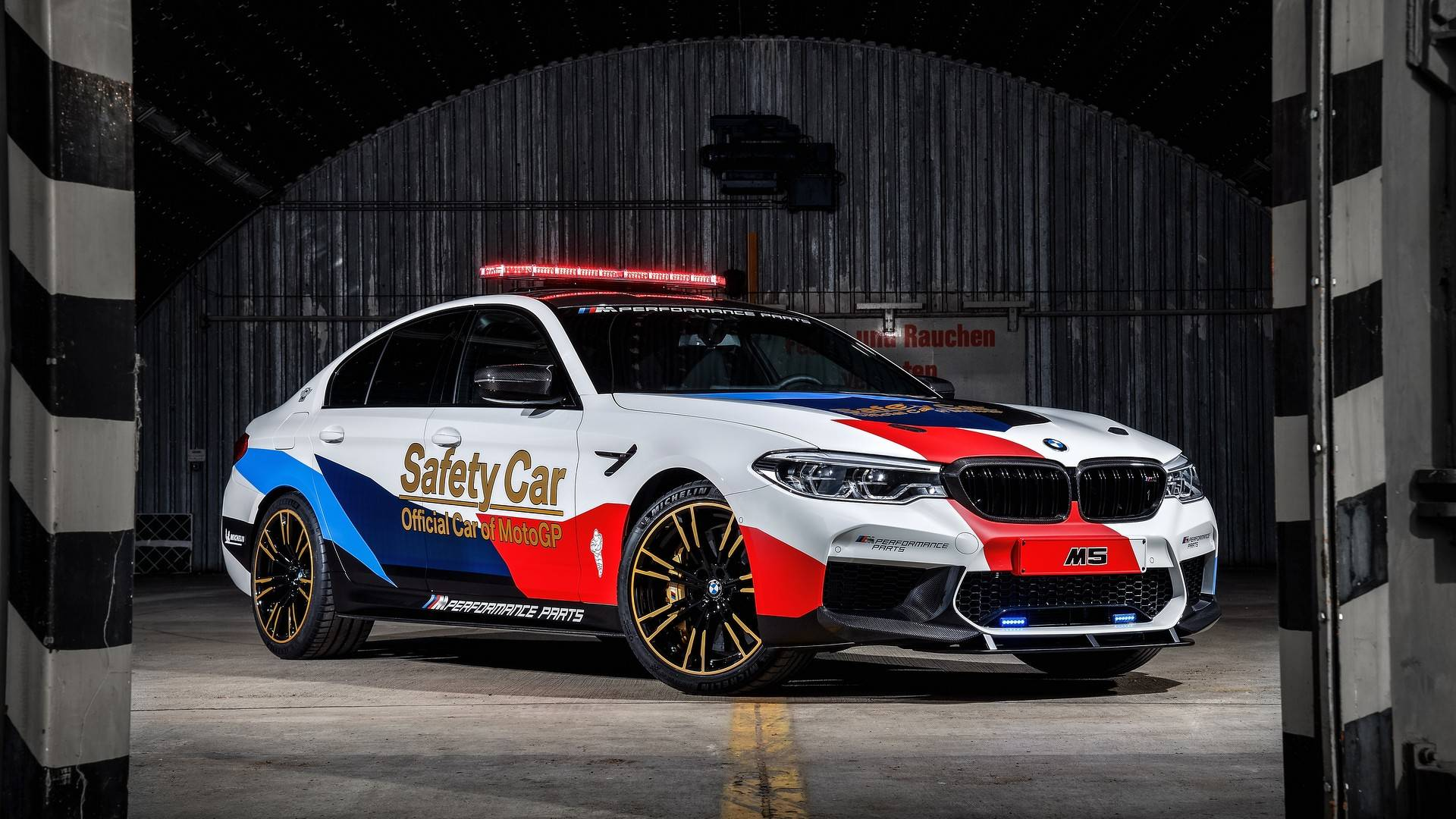 Turbo Wallpaper Car Bmw F90 M5 Chosen As 2018 Motogp Safety Car Previews M5 M