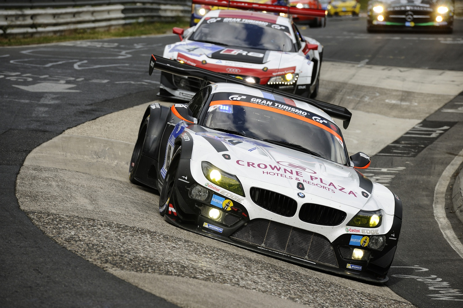 Ambassador Car Wallpaper Bmw Leaves 24 Hours Of Nurburgring Race Disappointed And