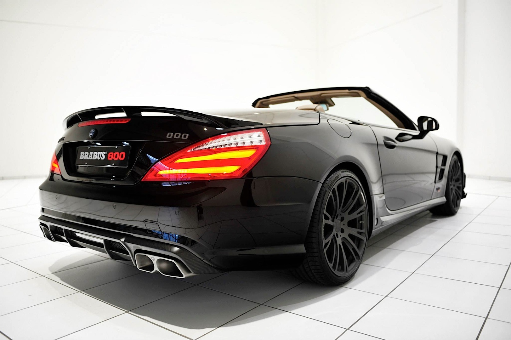 Most Expensive Car Hd Wallpaper Brabus 800 Package Takes The Sl 65 Amg Up A Notch