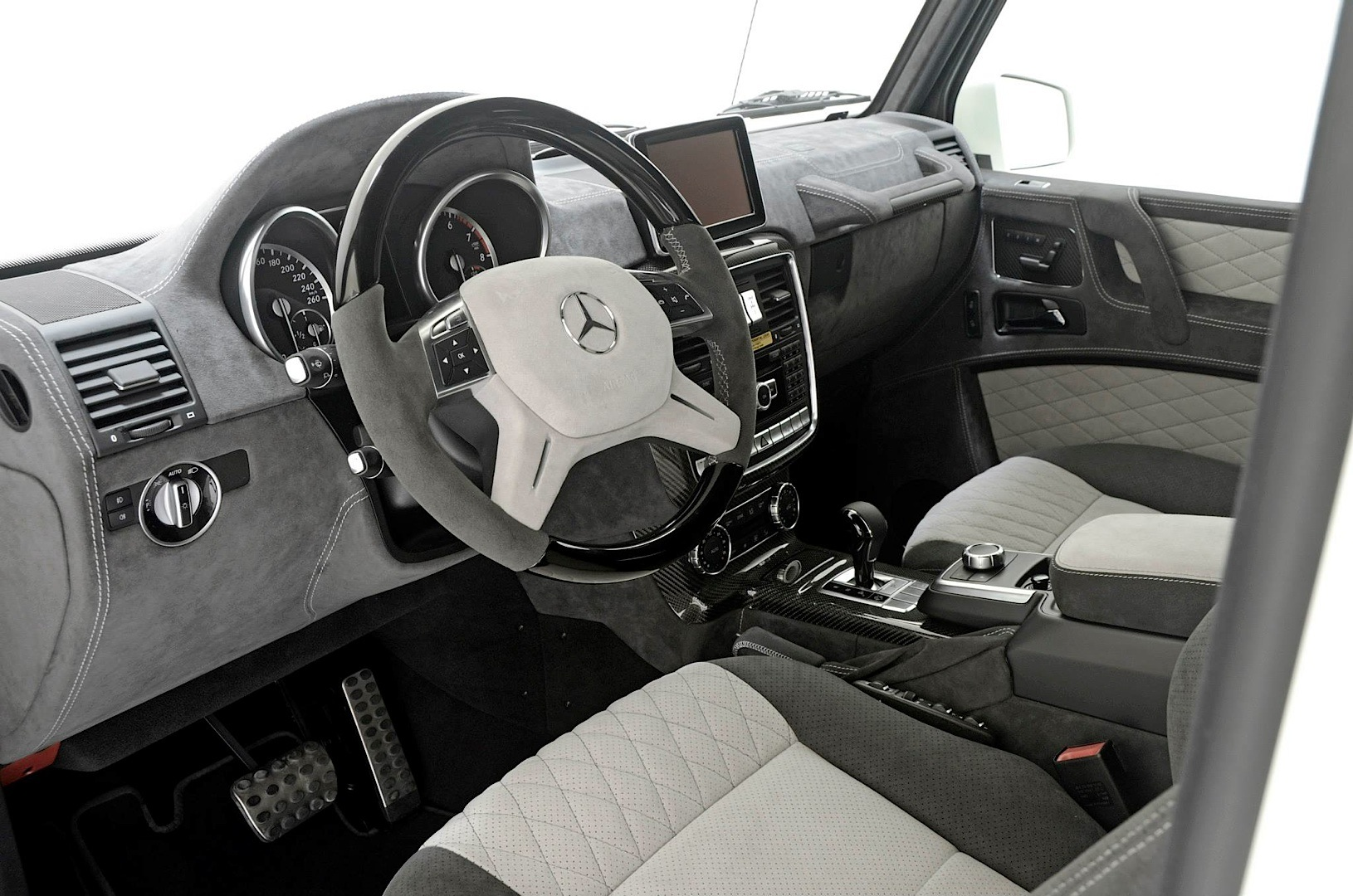 Photo Wallpaper Car Sound System Brabus Widestar Package For G500 Cabrio With Unreal