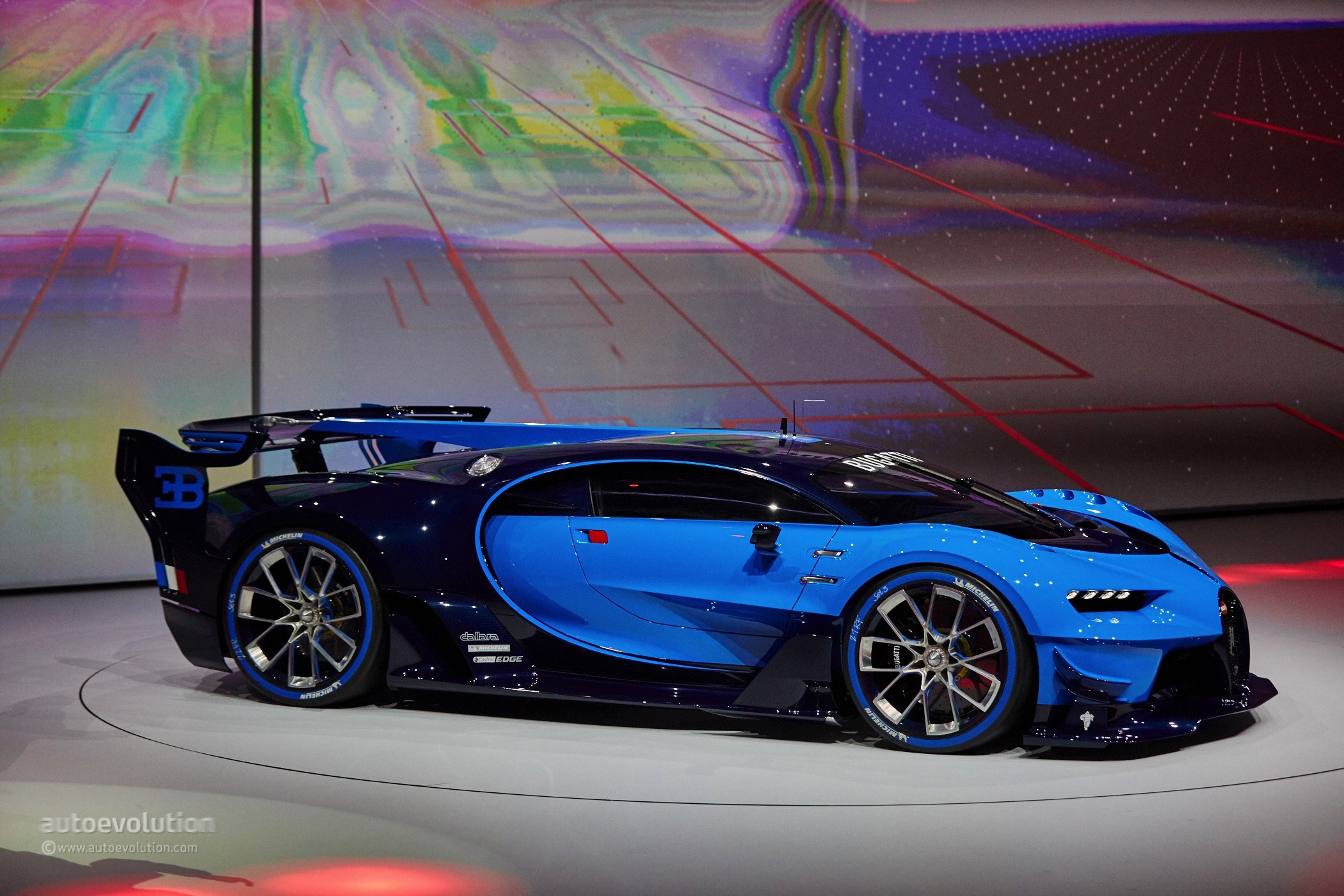 Cool Modified Cars Wallpapers Bugatti Vision Gran Turismo Is Far From The Chiron We