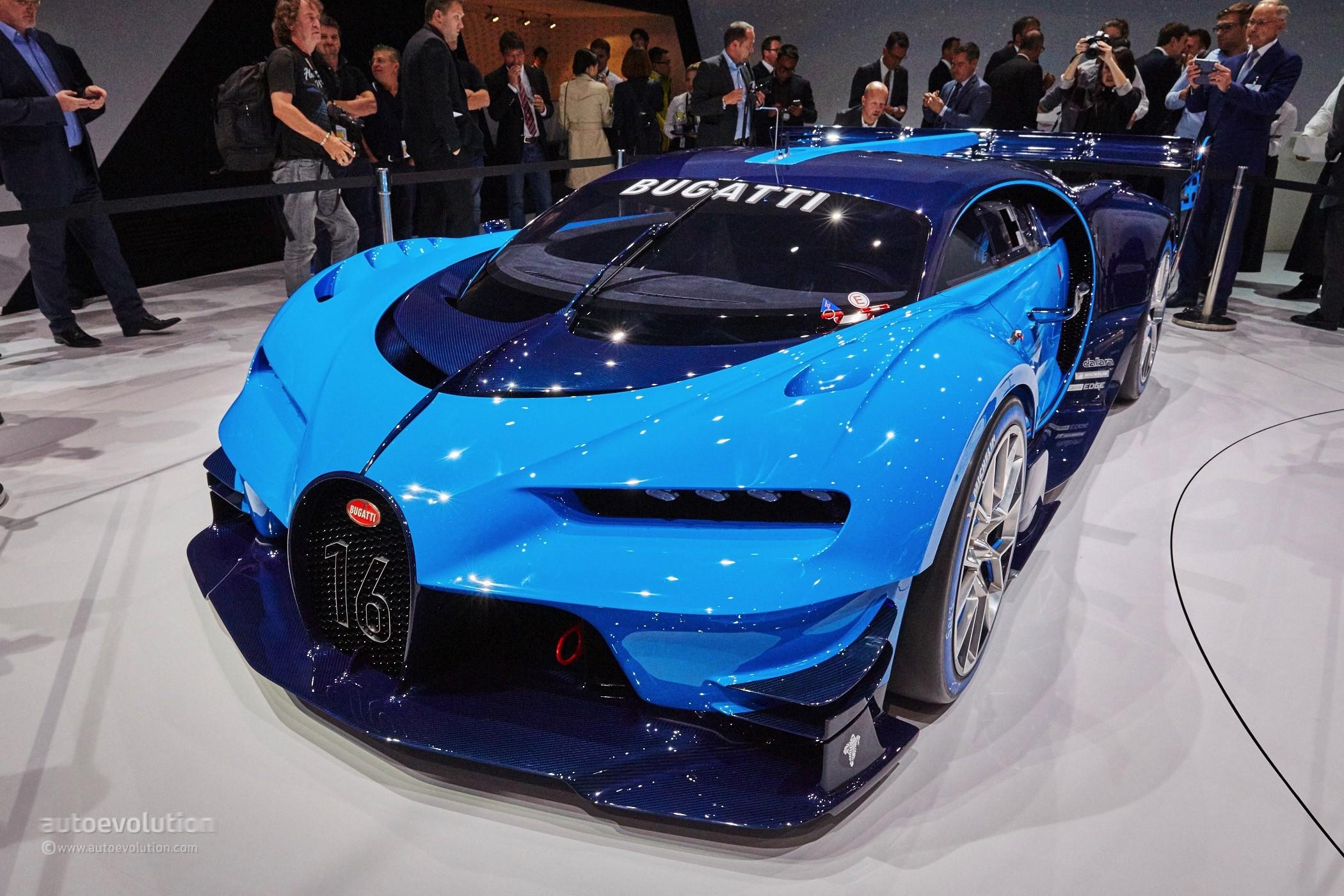Car Interior Wallpaper Bugatti Vision Gran Turismo Is Far From The Chiron We