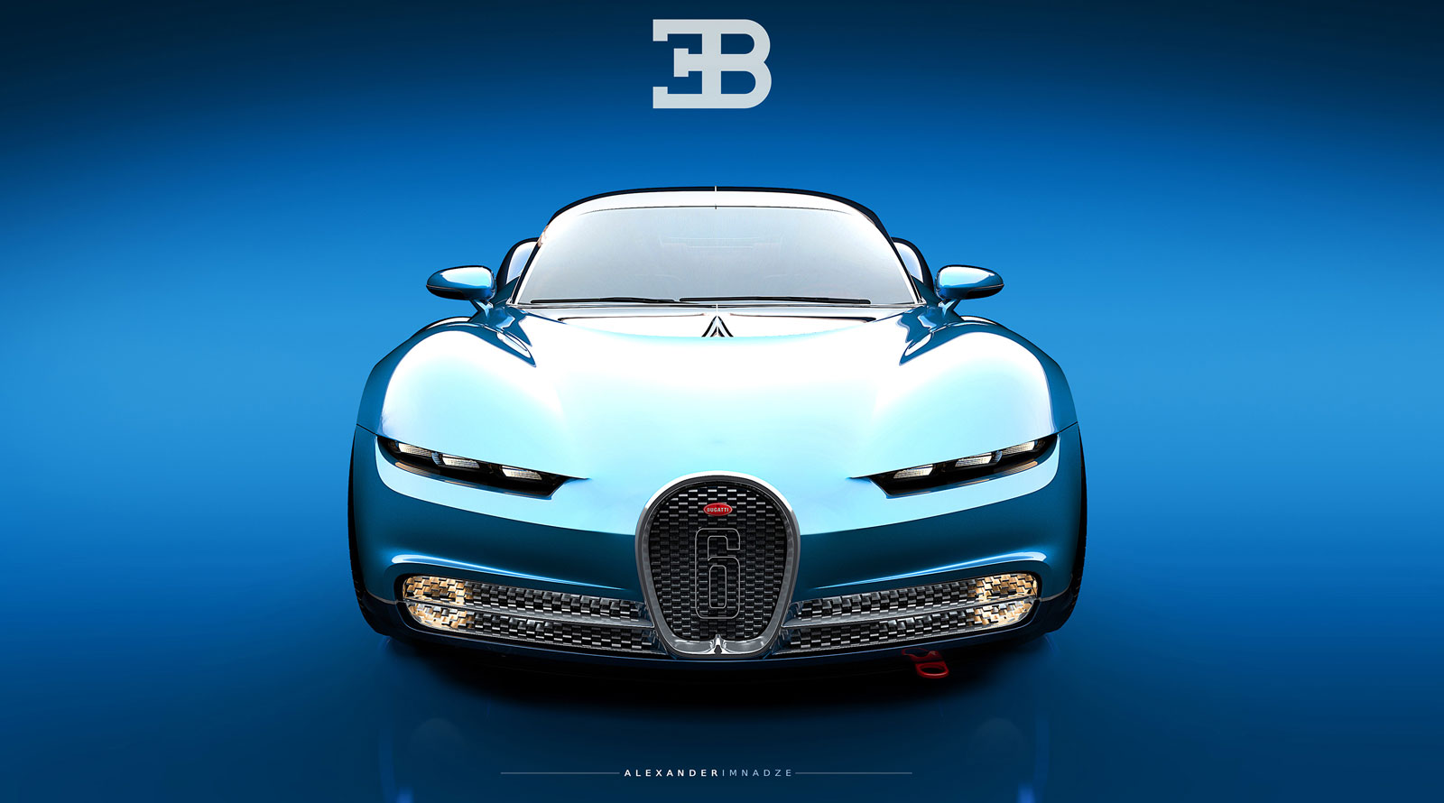 Kids Car Wallpaper Bugatti Vision Gt Concept Reinvented At Sleek Coupe With
