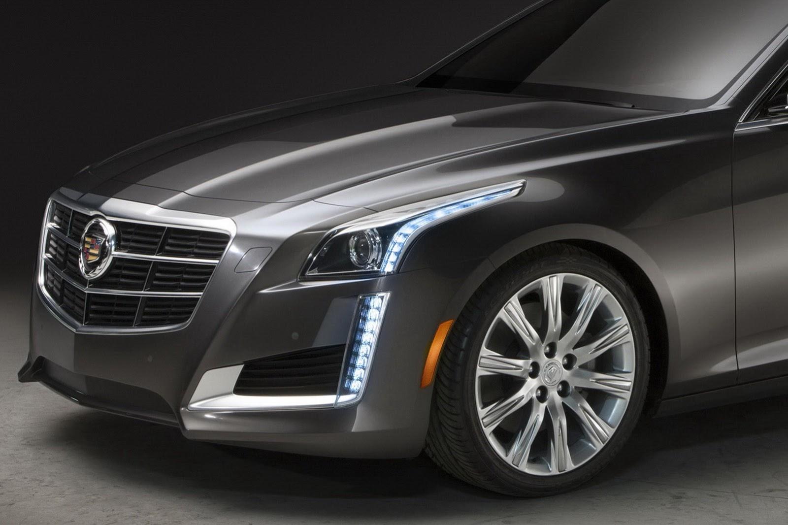 Car New Wallpaper 2013 Cadillac Explains Its New Aggressive Headlight Design
