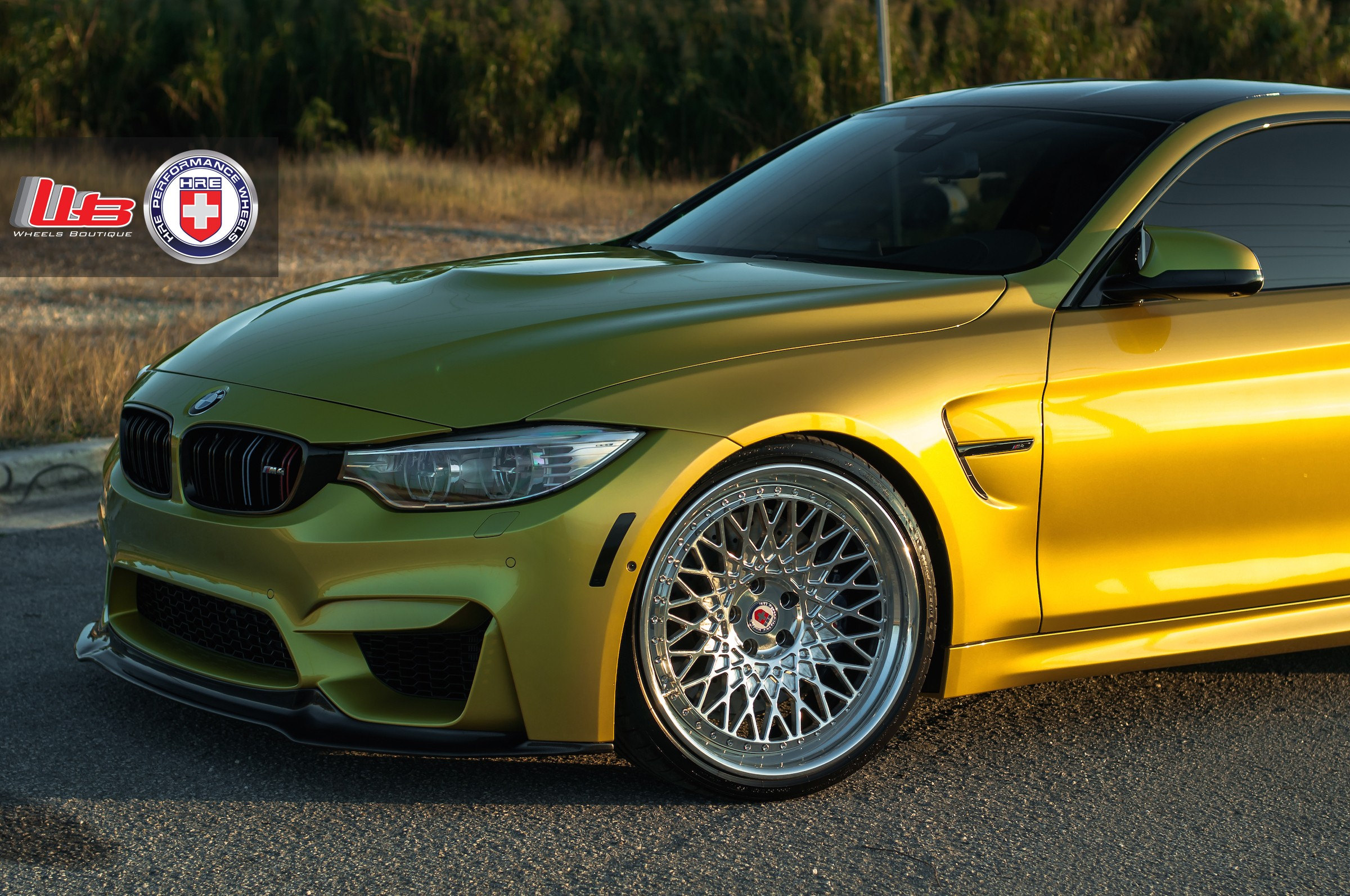 Classic Mustang Car Wallpaper Can The Bmw M4 Pull Off A Classic Set Of Wheels