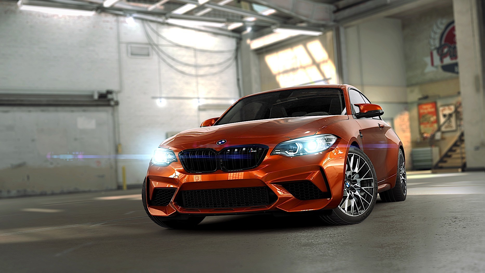 Bmw Car Wallpaper For Mobile Csr Racing 2 Mobile Game Now Features The Bmw M2